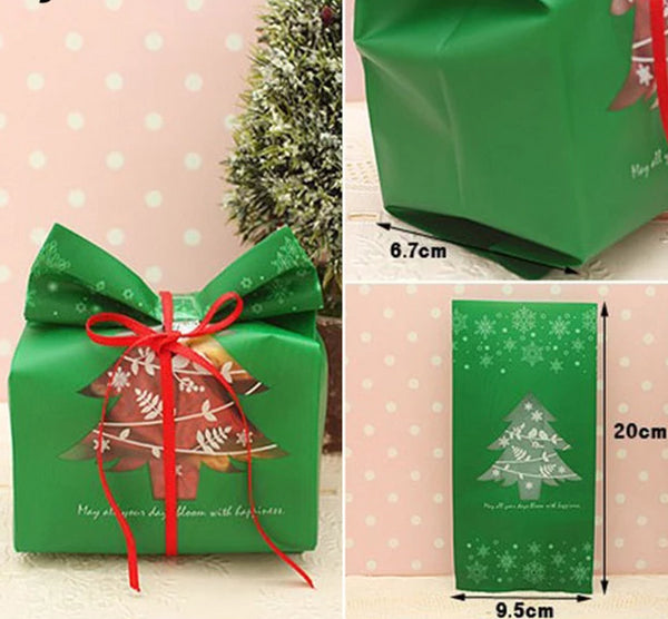 20 Pc. Candy Bag with Ribbon
