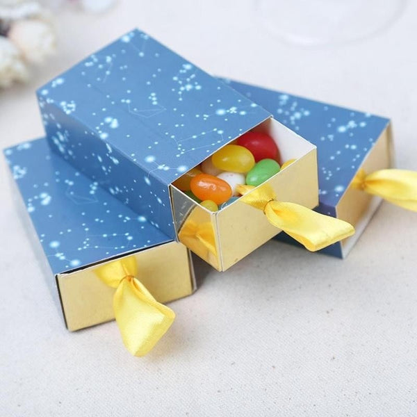 50 Pc. Sky Theme Drawer Candy Box -  [product_type] - ShaadiMagic