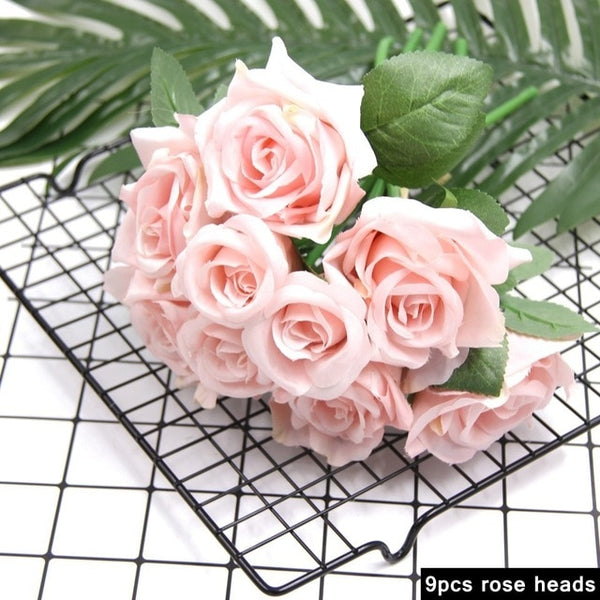 Artificial Rose Flower Bouquet for Decor -  [product_type] - ShaadiMagic