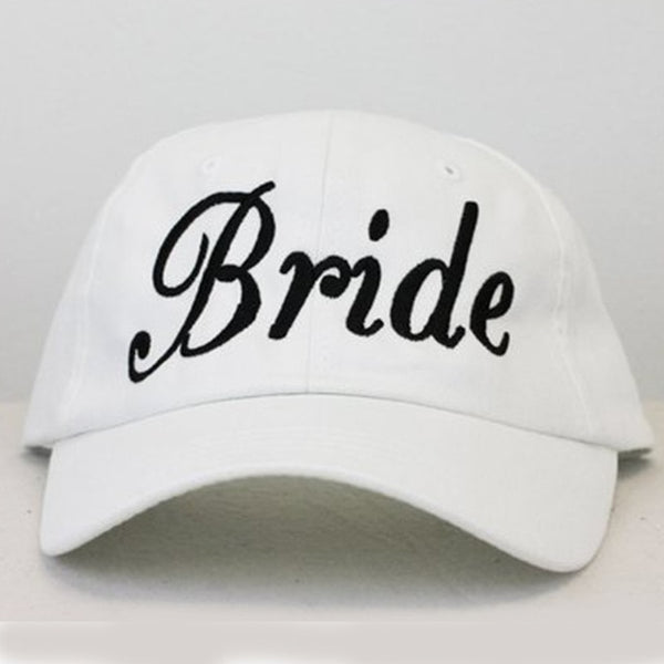 Bride & Groom Embroidered Cap -  [product_type] - ShaadiMagic