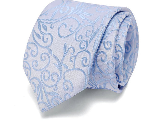 Men Slim Men Silk Classic Necktie -  [product_type] - ShaadiMagic