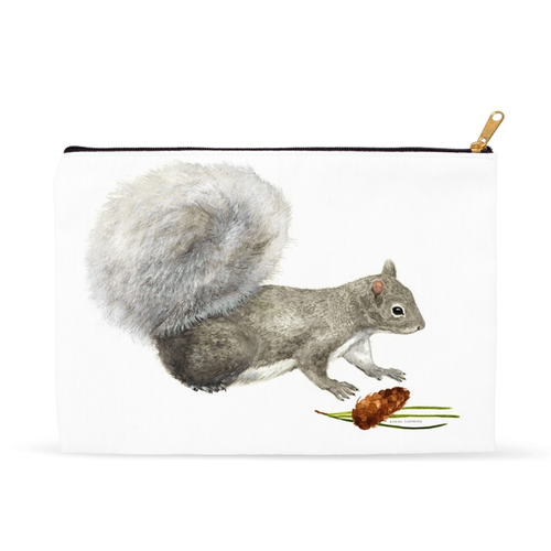 Squirrel Accessory Pouch