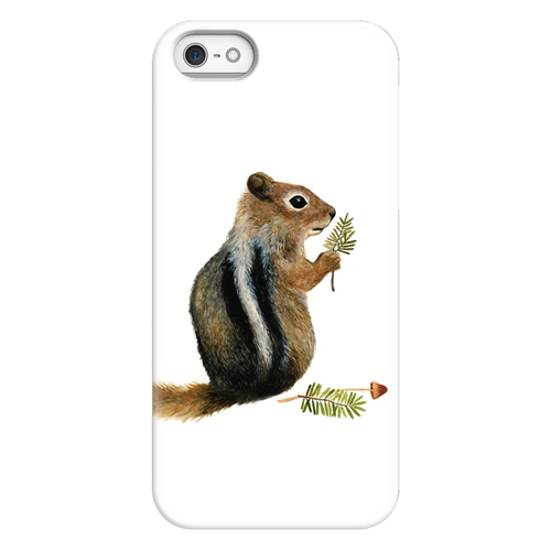 Cascade Ground Squirrel Phone Case