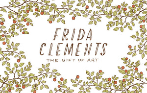 New! Frida Clements Gift Card