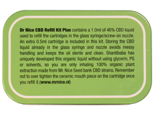 Dr. Nice CBD Refill Kit Plus+