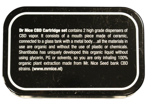 Dr. Nice CBD Cartridges
