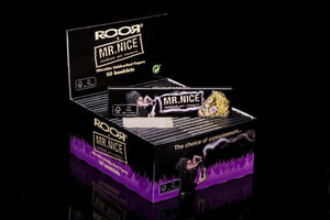 RooR & Mr. Nice Rolling Papers........ (full box)