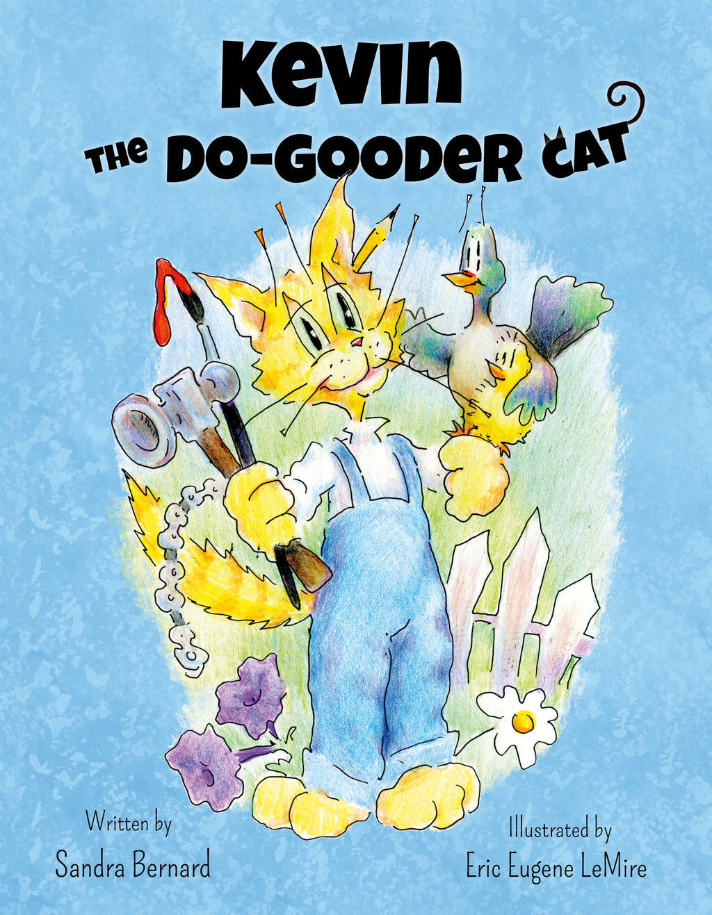 Kevin the Do-Gooder Cat