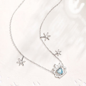Ice Queen Necklace - Misty and Molly