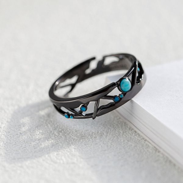 Milky Way Encounter Rings - Misty and Molly