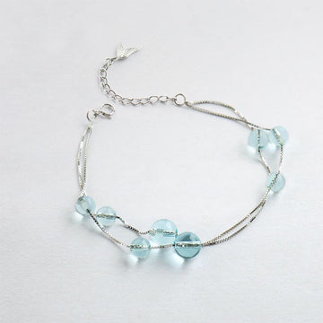 Mermaid's Foam Bubble Bracelet - Misty and Molly
