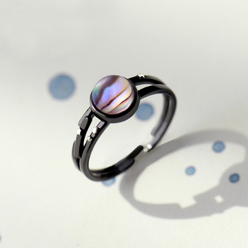 Milky Way Ring - Misty and Molly