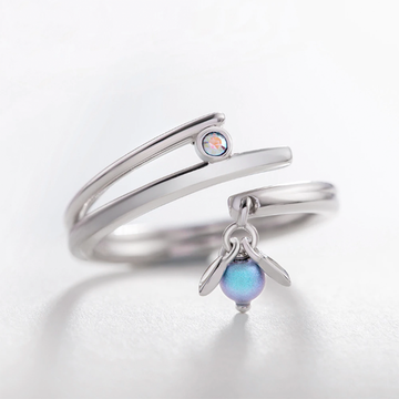 A Midsummer Night's Dream Ring - Misty and Molly
