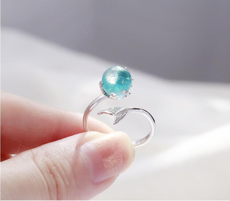 Mermaid's Bubble Ring - Misty and Molly