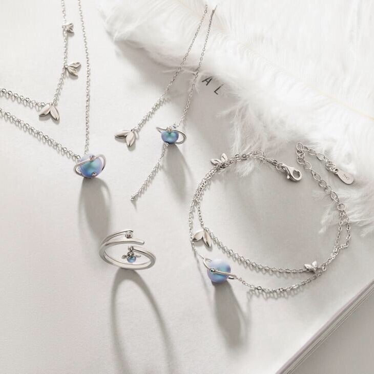 A Midsummer Night's Dream Jewelry Set - Misty and Molly
