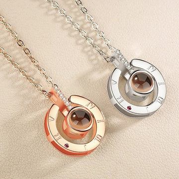 I Love You Necklace - Misty and Molly
