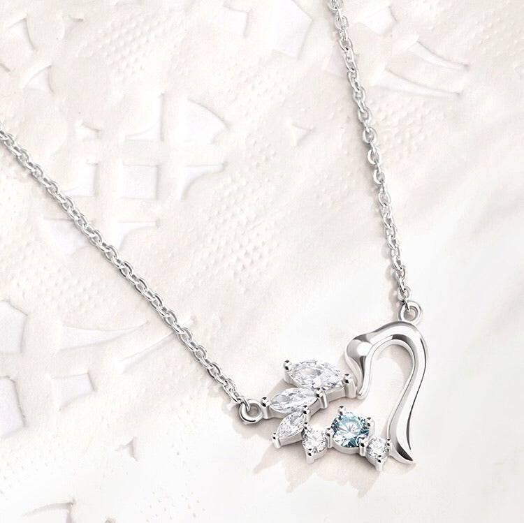 Fairy Tale Necklace - Misty and Molly