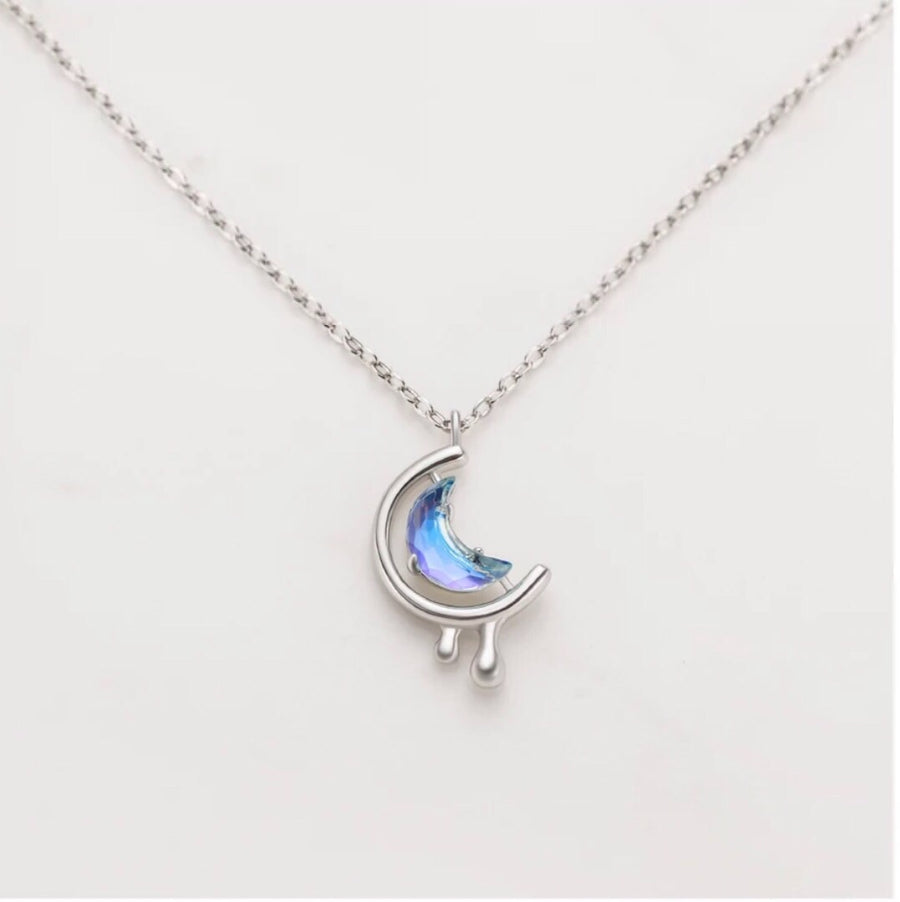 Moon in the Water Necklace - Misty and Molly