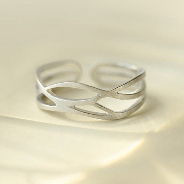 Water and Fish Rings - Misty and Molly