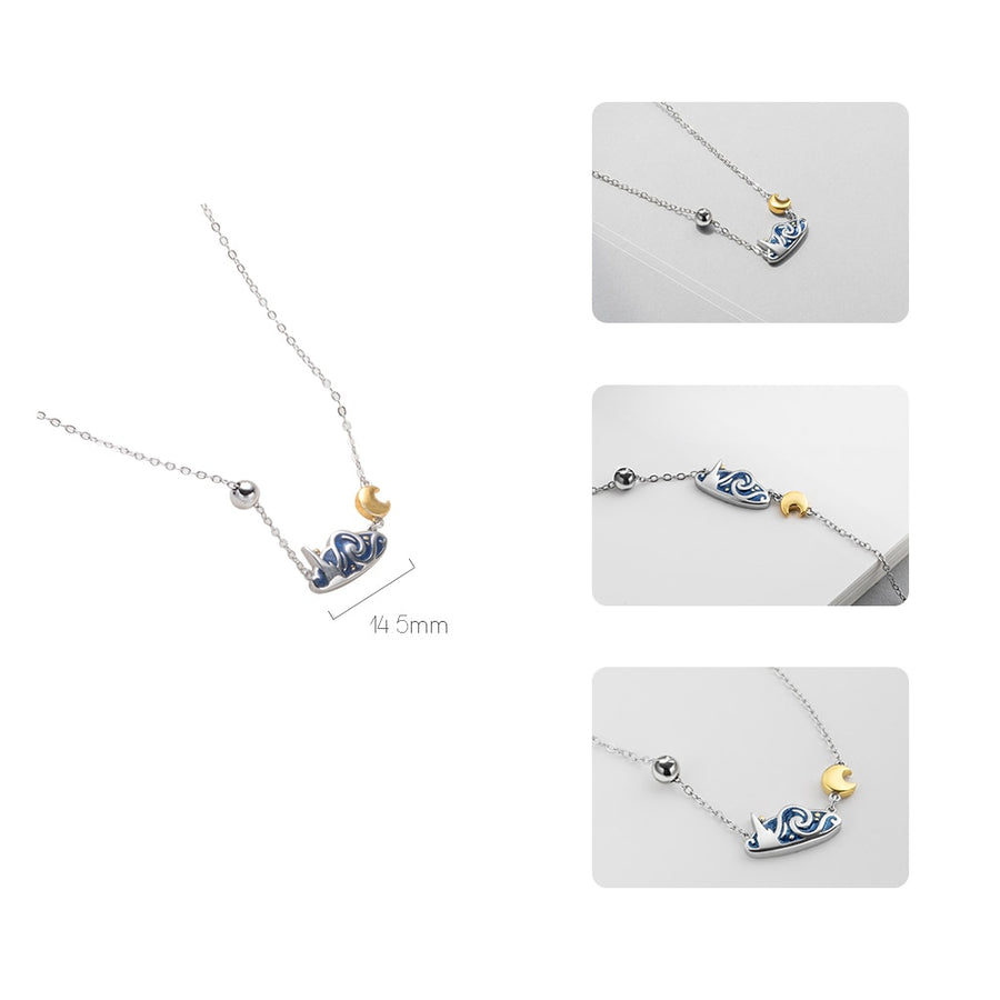 Starry Night Necklace - Misty and Molly