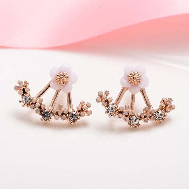 Daisy Earrings - Misty and Molly
