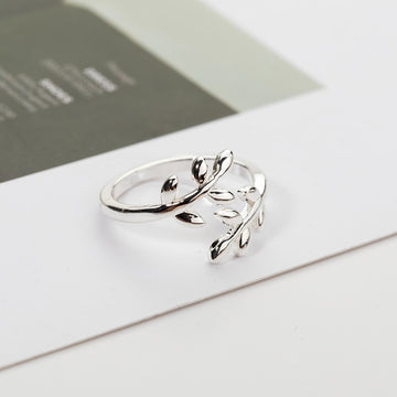 Garden Fairy Minimalist Ring - Misty and Molly