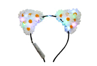 RAINBOW GLOW DADDY EARS