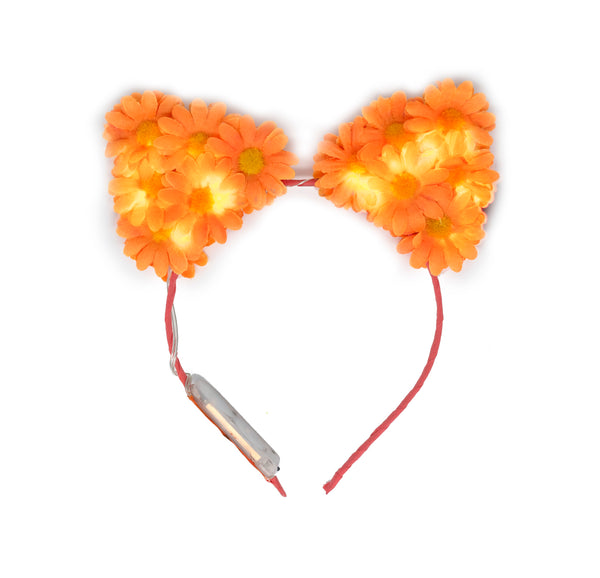 ORANGE GLOW DADDY EARS