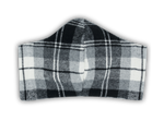 DAD PLAID MASK