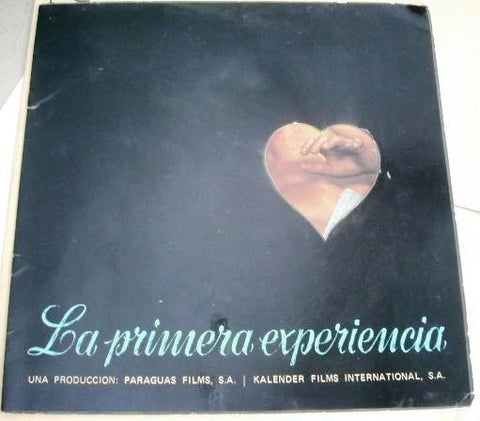 La Primera Experiencia Manuel Summers Movie Program 70s