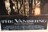 "The Vanishing, Jeff Bridges Original Movie 39''x27"" Lebanese Poster 90s"