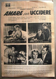 Wicked as They Come Arlene D. British Movie Poster 50s