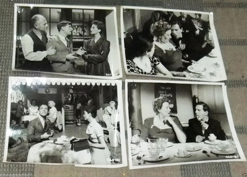 (Set of 25) Trouble in the Store {Norman Wisdom} Movie Org. Photos Stills 50s