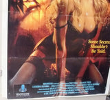 "Sexual Response (Shannon Tweed) Original Movie 39''x27"" Lebanese Poster 90s"