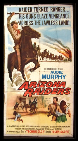Arizona Raiders 3sh Poster