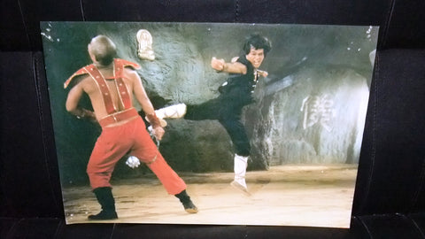 (Set of 8) 36 Super Kids (Sonny Yu)‎ Rare Kung Fu ORG Lobby Card 80s