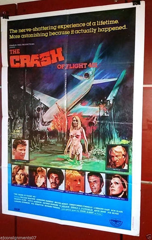 CRASH OF FLIGHT 401 Poster