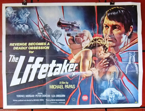 The Lifetaker Quad Poster