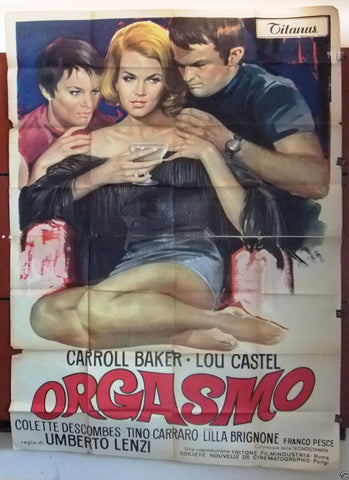 Orgasmo 4F Poster
