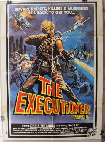 Executioner, The Part II Poster
