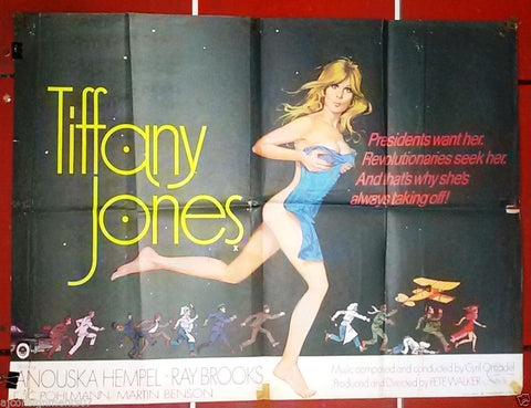 Tiffany Jones Quad Poster