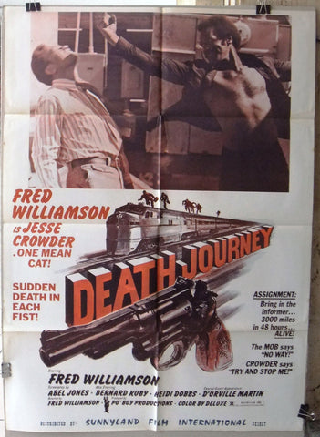 Death Journey Poster