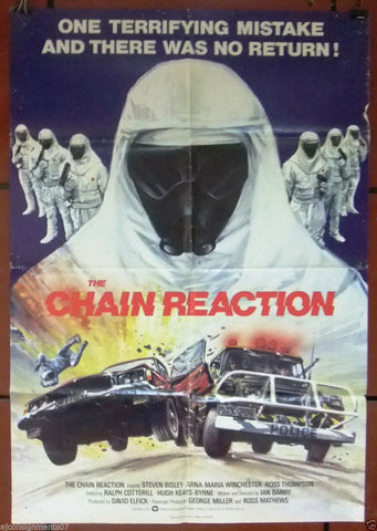 The Chain Reaction Poster