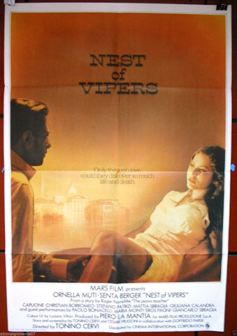 Nest of Vipers Poster