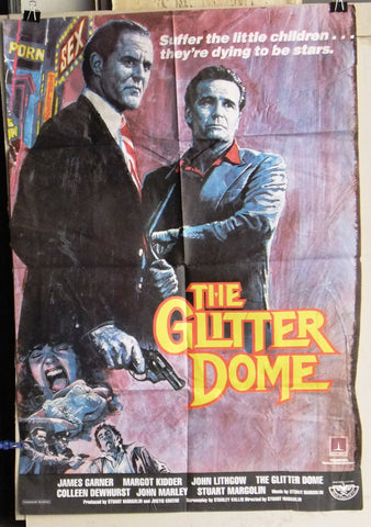 The Glitter Dome Poster