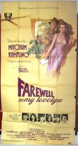 Farewell, My Lovely 3sh Poster