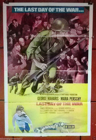 The Last Day of the War Poster
