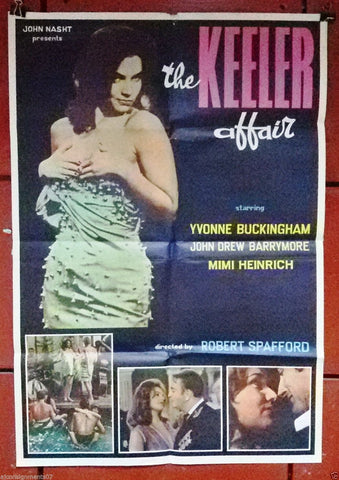 Keeler Affair, The Poster