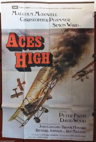 ACES HIGH Poster
