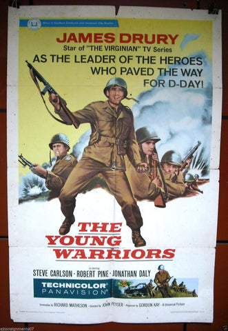 The Young Warriors Poster